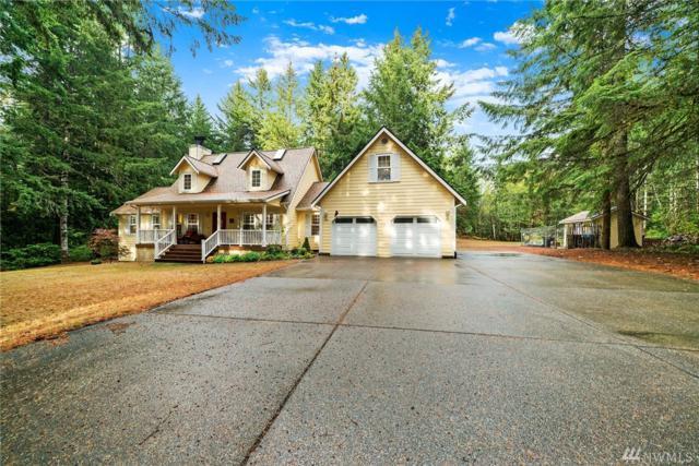 4548 Shellridge Rd NW, Olympia, WA 98502 (#1361711) :: Homes on the Sound
