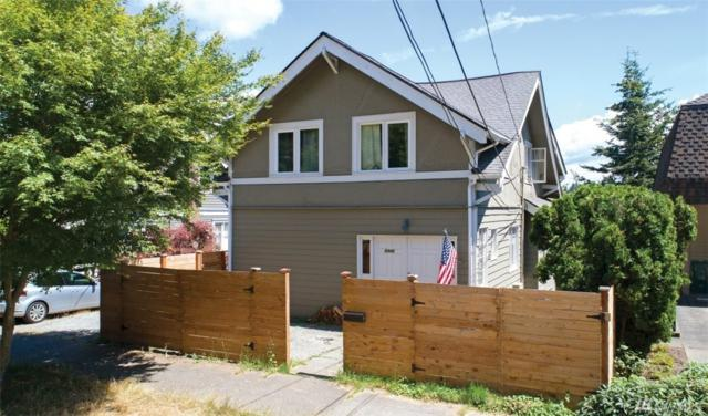 5230 21st Ave NE, Seattle, WA 98105 (#1361795) :: The DiBello Real Estate Group