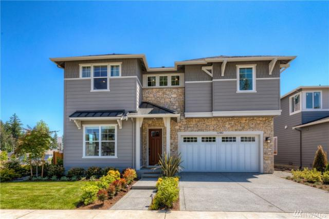 17297 NE 122nd (Homesite 49) St, Redmond, WA 98052 (#1361825) :: KW North Seattle