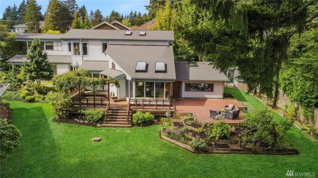 10034 NE 22nd St, Bellevue, WA 98004 (#1361917) :: Homes on the Sound