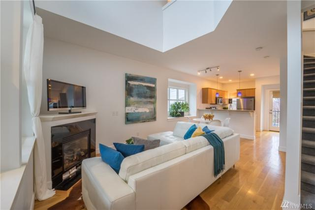 168 18th Ave A, Seattle, WA 98122 (#1361947) :: Homes on the Sound