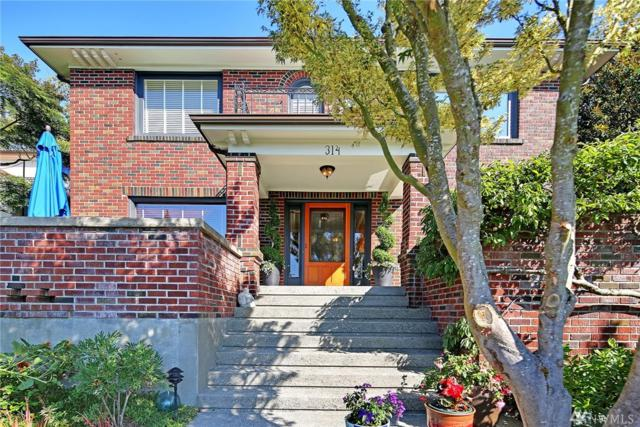 314 W Prospect St, Seattle, WA 98119 (#1362025) :: The Robert Ott Group