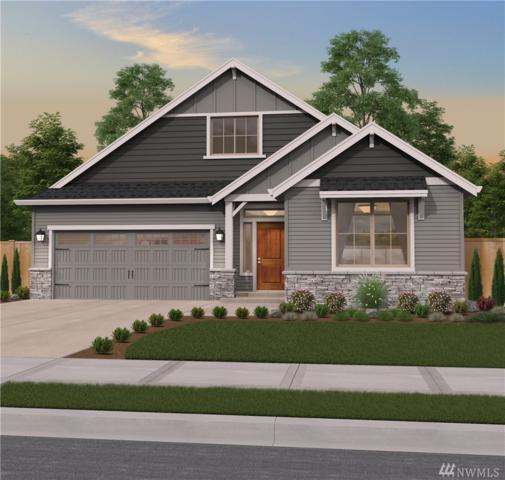 902-(Lot 9) Birch St, Steilacoom, WA 98388 (#1362076) :: Homes on the Sound