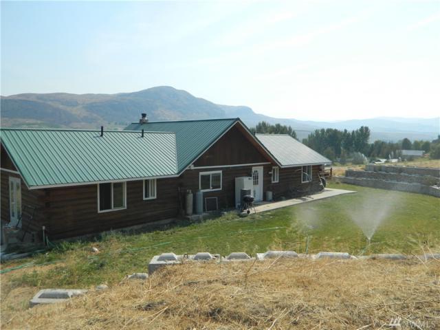 4 Sage Ridge Rd, Tonasket, WA 98855 (#1362096) :: Better Homes and Gardens Real Estate McKenzie Group
