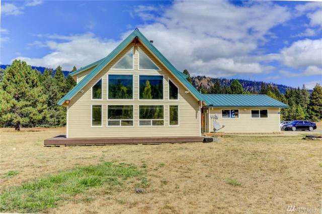 111 Pioneer Trail Rd, Cle Elum, WA 98922 (#1362108) :: The Craig McKenzie Team