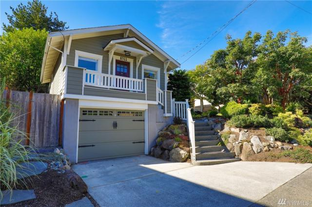 8511 Linden Ave N, Seattle, WA 98103 (#1362222) :: Homes on the Sound