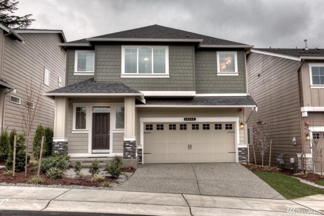 8417 NE 203rd Place #17, Bothell, WA 98011 (#1362293) :: Keller Williams Realty Greater Seattle
