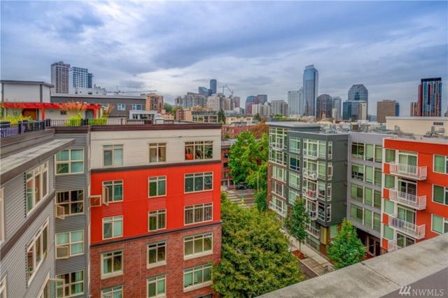 1620 Belmont Ave #531, Seattle, WA 98122 (#1362306) :: Homes on the Sound