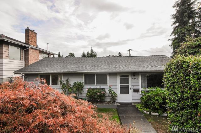4540 50th Ave SW, Seattle, WA 98116 (#1362312) :: NW Home Experts