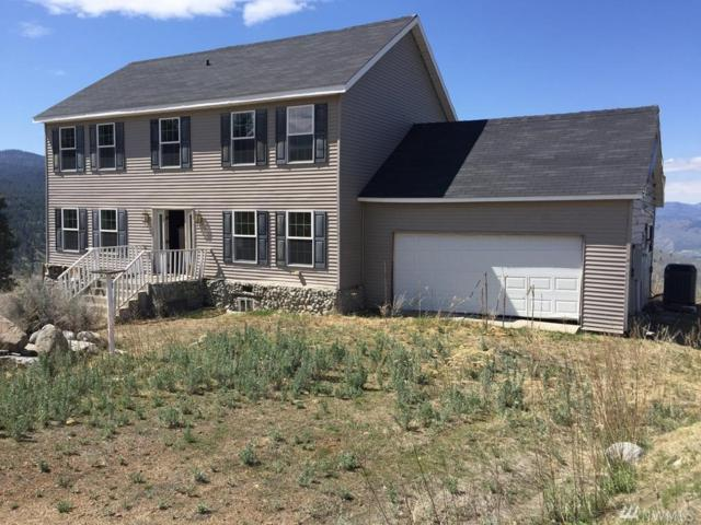 212 Nine Mile Rd, Oroville, WA 98840 (#1362452) :: Homes on the Sound