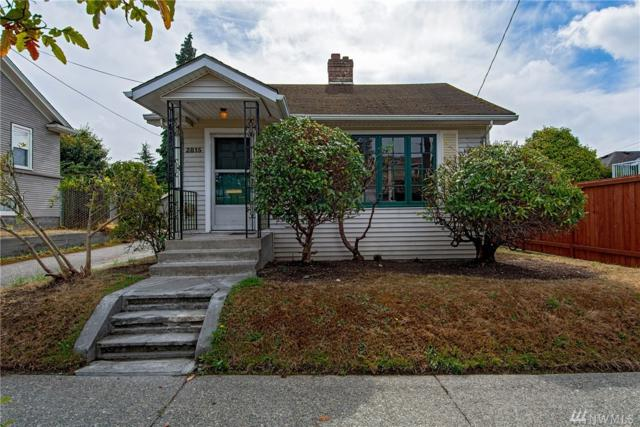 2815 NW 80th St, Seattle, WA 98117 (#1362476) :: Homes on the Sound