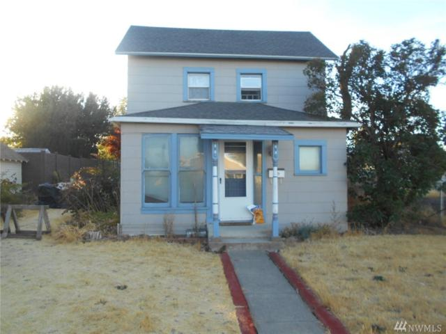 105 W 7th Ave, Ritzville, WA 99169 (#1362493) :: The Robert Ott Group