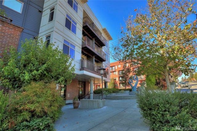 3333 Wallingford Ave N #103, Seattle, WA 98103 (#1362556) :: Kwasi Bowie and Associates