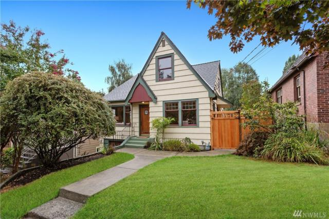 339 NE 58th St, Seattle, WA 98105 (#1362558) :: Homes on the Sound