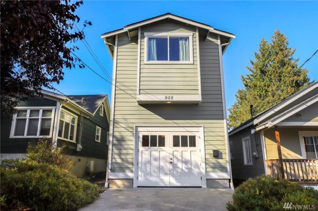 928 N 86th St, Seattle, WA 98103 (#1362680) :: Homes on the Sound