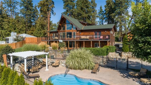 1995 Lakeshore Dr, Manson, WA 98831 (#1362702) :: Better Homes and Gardens Real Estate McKenzie Group