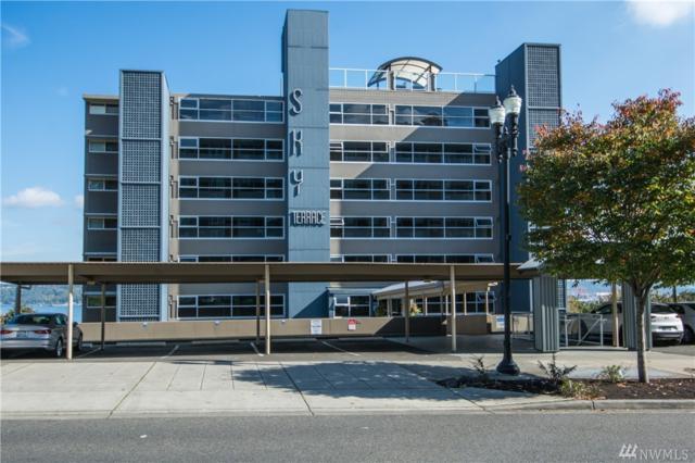 235 Broadway #400, Tacoma, WA 98402 (#1362708) :: Mike & Sandi Nelson Real Estate