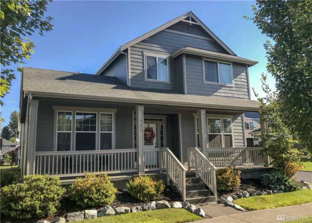 307 Hawk Ave SW, Orting, WA 98360 (#1362738) :: Homes on the Sound