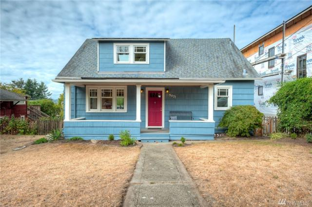 5831 4th Ave NW, Seattle, WA 98107 (#1362879) :: Homes on the Sound