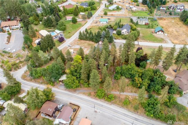 0 Dye Rd, Leavenworth, WA 98826 (#1363004) :: KW North Seattle