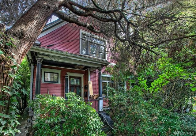 216 10th Ave E, Seattle, WA 98102 (#1363029) :: Homes on the Sound