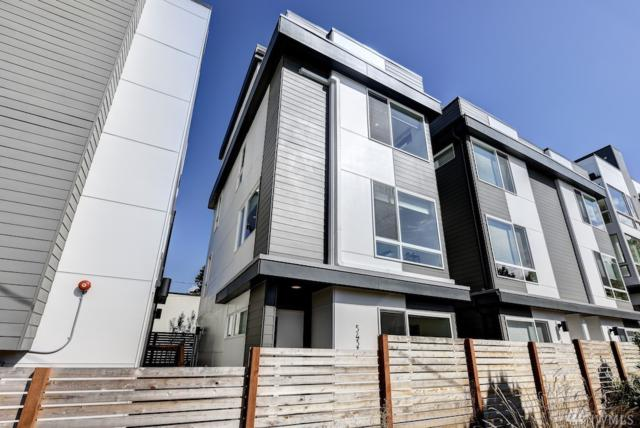 5433 California Ave SW C, Seattle, WA 98136 (#1363187) :: Homes on the Sound