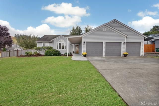8716 E 233rd Ct, Graham, WA 98338 (#1363283) :: Homes on the Sound