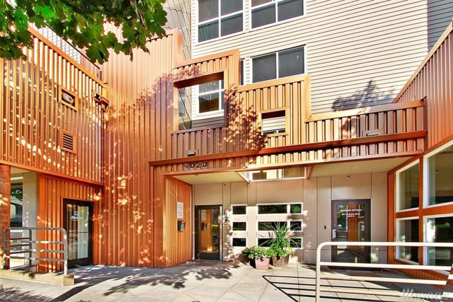 4020 Aurora Ave N #205, Seattle, WA 98103 (#1363307) :: Homes on the Sound