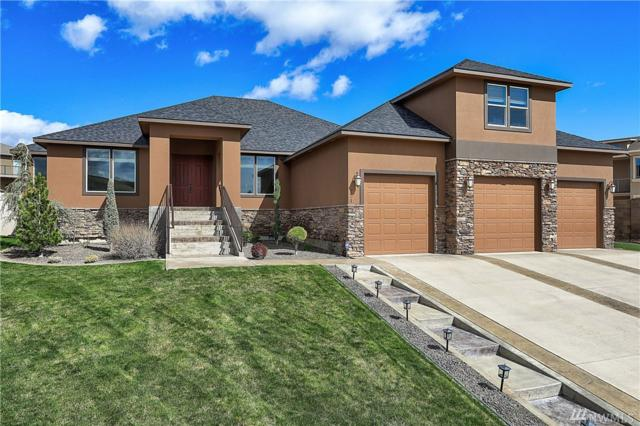 734 Meadows Drive, Richland, WA 99352 (#1363387) :: Homes on the Sound