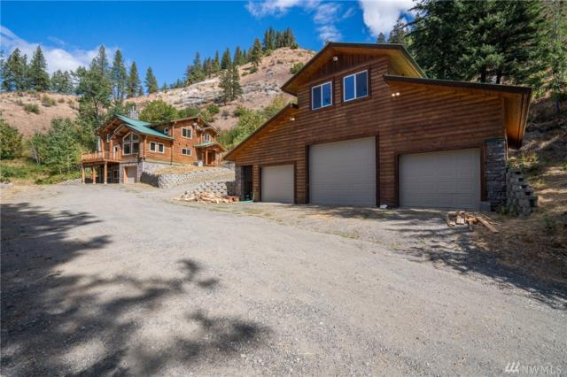 17401 Chumstick Hwy, Leavenworth, WA 98826 (#1363507) :: Costello Team