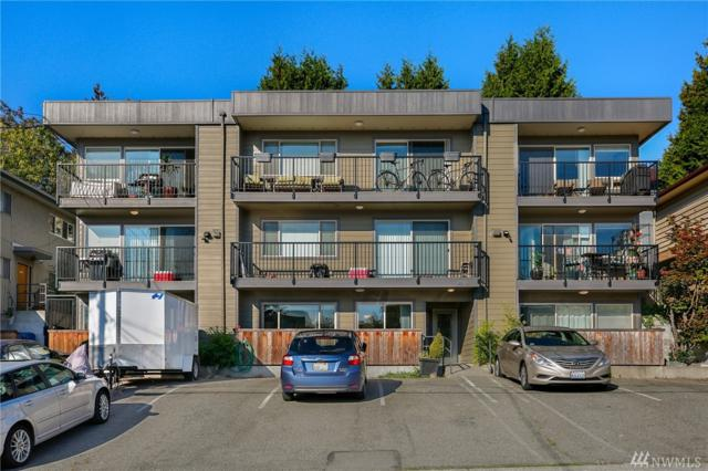 4219 Whitman Ave N #1, Seattle, WA 98103 (#1363510) :: Beach & Blvd Real Estate Group