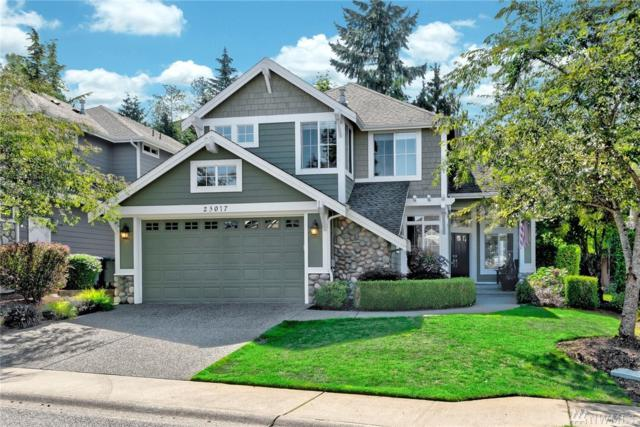 23017 SE 27th Wy, Sammamish, WA 98075 (#1363558) :: Homes on the Sound
