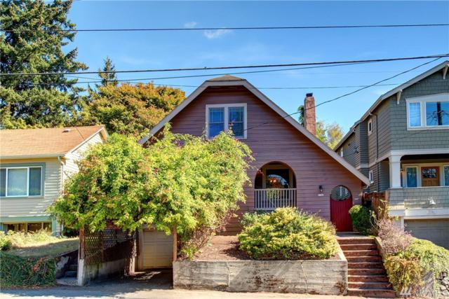 5748 25th Ave NE, Seattle, WA 98105 (#1363594) :: Homes on the Sound