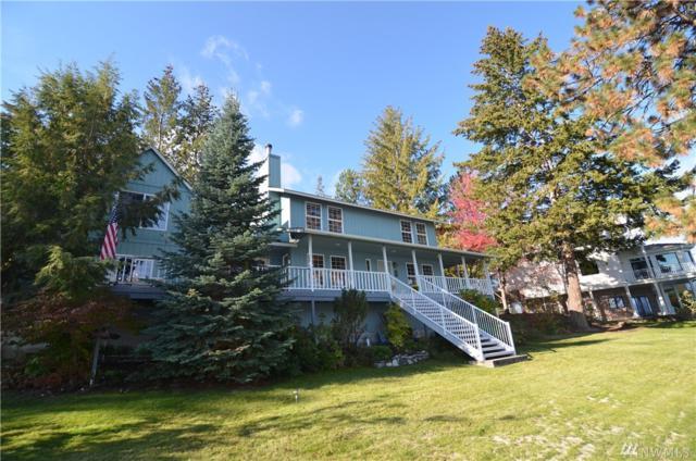 3290 S Lakeshore Rd, Chelan, WA 98816 (#1363618) :: Chris Cross Real Estate Group