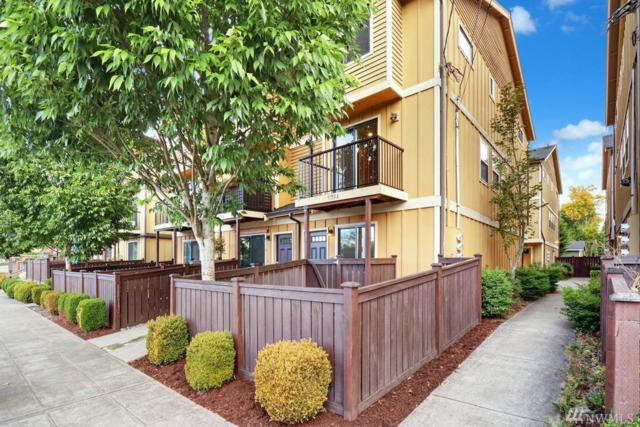 9750 4th Ave NW A, Seattle, WA 98117 (#1363639) :: Homes on the Sound