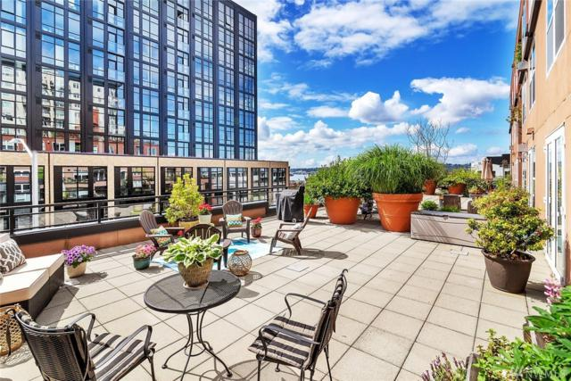 2607 Western Ave #456, Seattle, WA 98121 (#1363677) :: Tribeca NW Real Estate