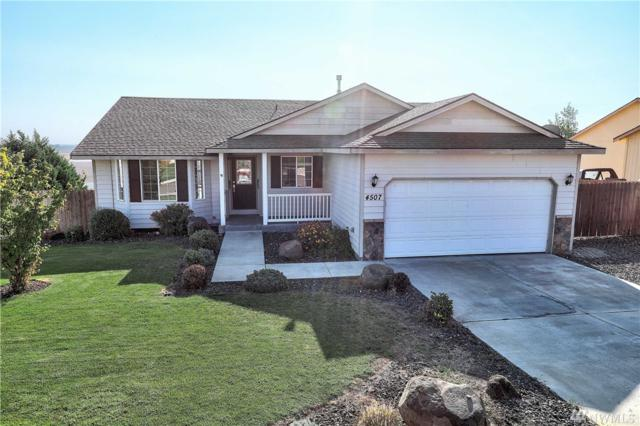 4507 Tusayan Drive, Pasco, WA 99301 (#1363704) :: Kimberly Gartland Group