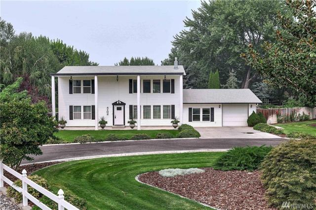 5102 W 12th Ave, Kennewick, WA 99336 (#1363719) :: Homes on the Sound