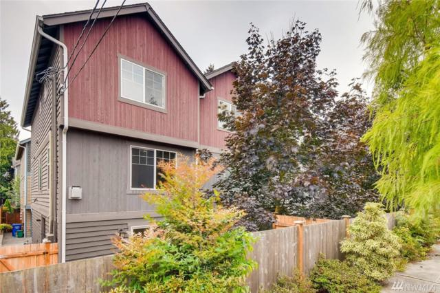 935 N 97th St C, Seattle, WA 98103 (#1363729) :: Homes on the Sound