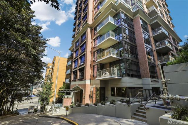 1420 Terry Ave #905, Seattle, WA 98101 (#1363750) :: KW North Seattle