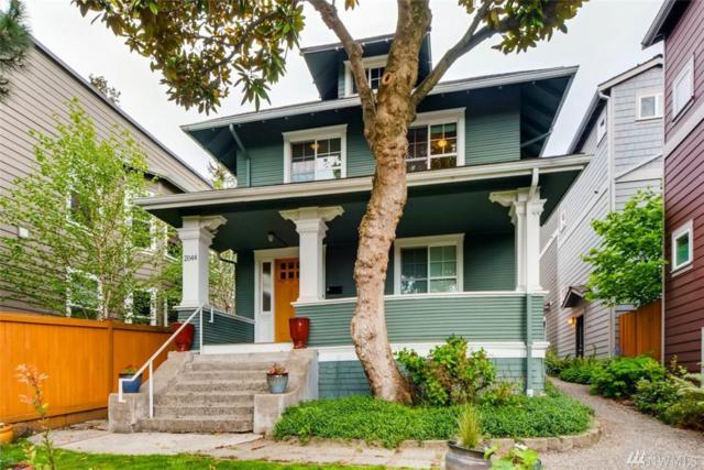 2044 Franklin Ave E, Seattle, WA 98102 (#1363766) :: Homes on the Sound