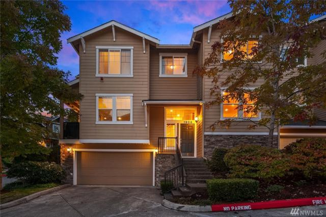1906 Juneberry Ct NE, Issaquah, WA 98029 (#1363782) :: Homes on the Sound