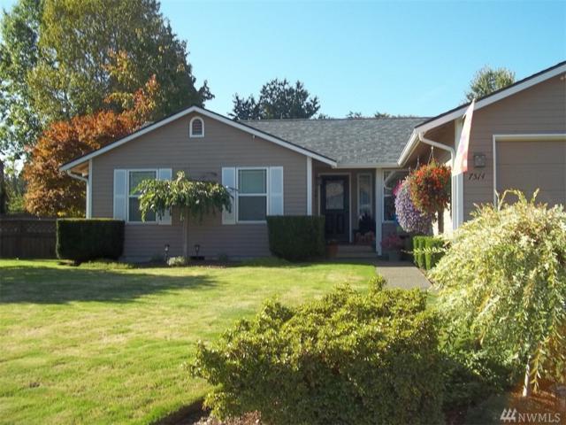7514 72nd Dr NE, Marysville, WA 98270 (#1363824) :: Homes on the Sound