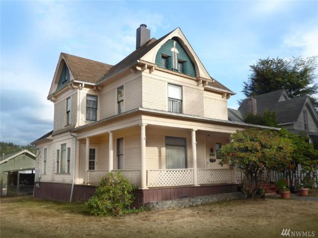 554 NW Pennsylvania Ave, Chehalis, WA 98532 (#1363831) :: Homes on the Sound