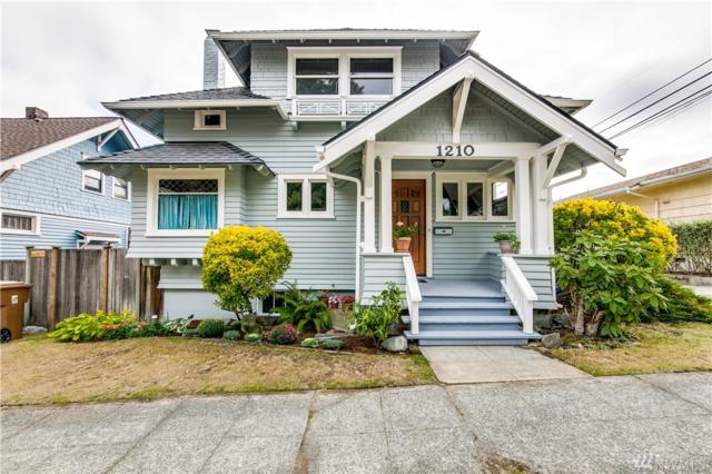 1210 N 8th St, Tacoma, WA 98403 (#1363908) :: Commencement Bay Brokers