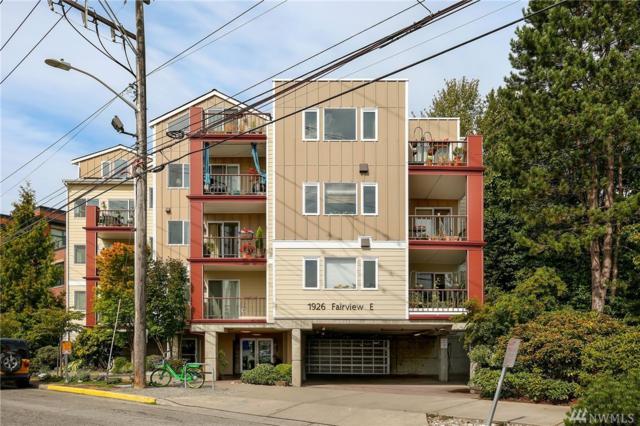 1926 Fairview Ave E #304, Seattle, WA 98102 (#1363911) :: Carroll & Lions