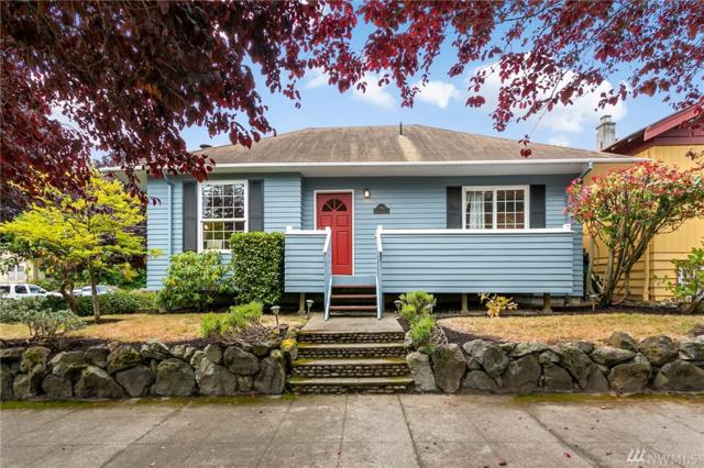 7703 Fremont Ave N, Seattle, WA 98103 (#1363965) :: Homes on the Sound