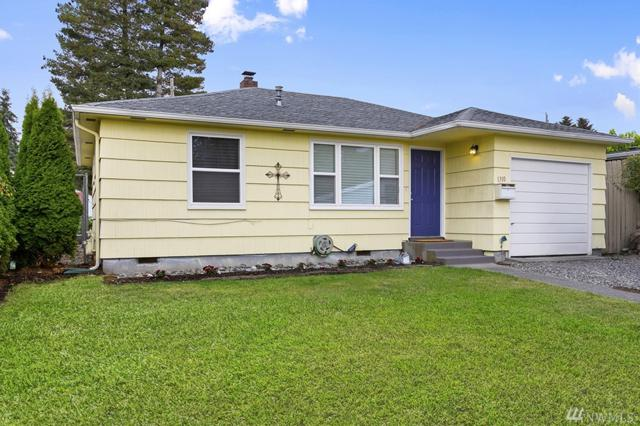 1310 S Monroe St, Tacoma, WA 98405 (#1363973) :: Homes on the Sound