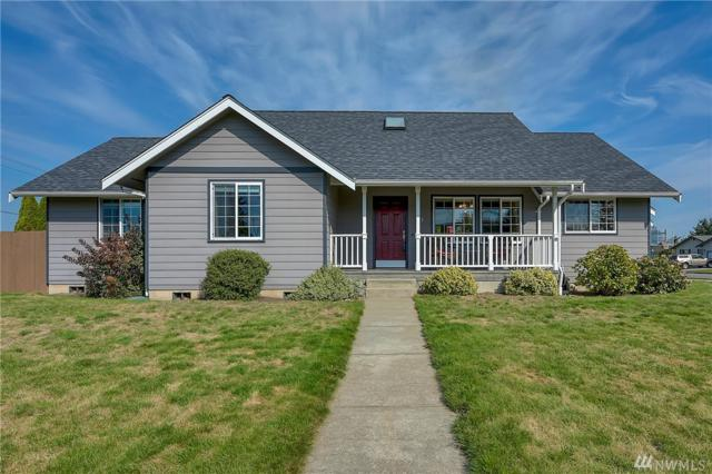 109 Evergreen Wy, Everson, WA 98247 (#1364039) :: Homes on the Sound