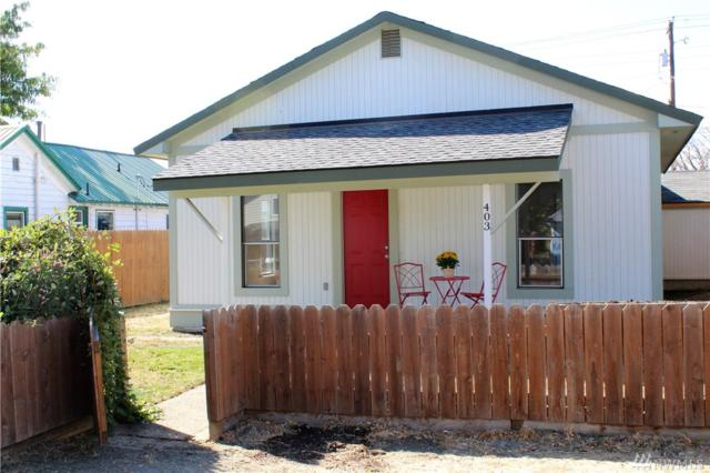 403 N Pacific St, Ellensburg, WA 98926 (#1364086) :: Homes on the Sound
